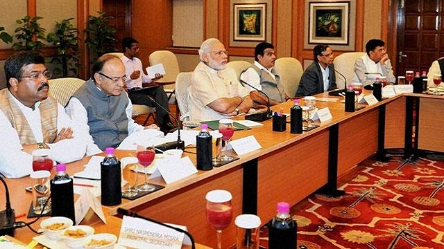 Ongoing Projects of Energy & Mining Reviewed by PM Modi