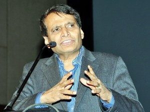 Innovation in Agri Sector Can Control Wastage and Boost Production: Suresh  Prabhu