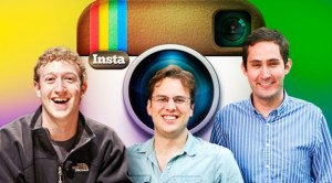 Instagram, Facebook, Mark Zuckerberg, Kevin Systrom, Mike Krieger