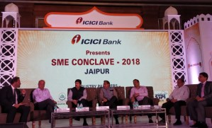 ICICI Bank Organized MSME Conclave in Jaipur