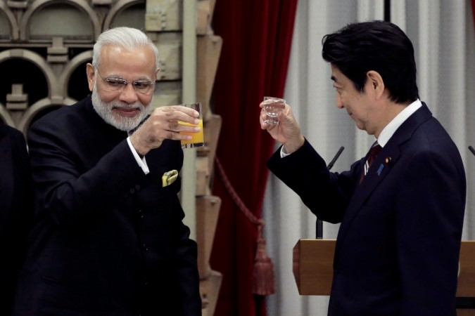 Narendra Modi-Shinzo Abe Discussed Next Level Relations between India-Japan