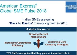 Agility and Innovation Drives Indian SMEs: American Express Global SME Pulse 2018