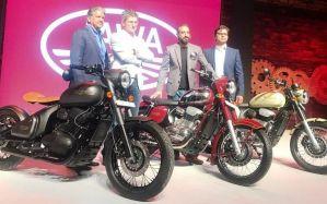 Mahindra Launched Classic Jawa Motorcycles