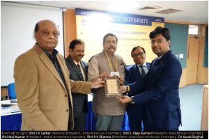 Kunal Singhal of Eazy ERP Awarded for Outstanding Excellence in Global Business