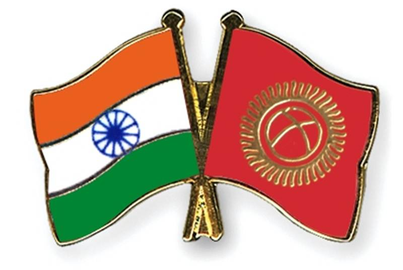 Kyrgyzstan and India to Make Business Ties Smooth