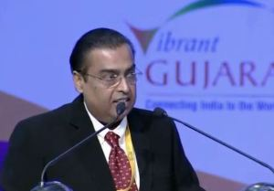 Mukesh Ambani Committed to Invest 3 Lakh Crore In Gujarat Over Next 10 Years