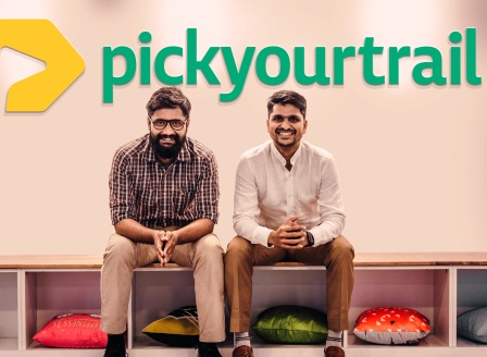 Pickyourtrail Gets 3 Mn Series A Funding