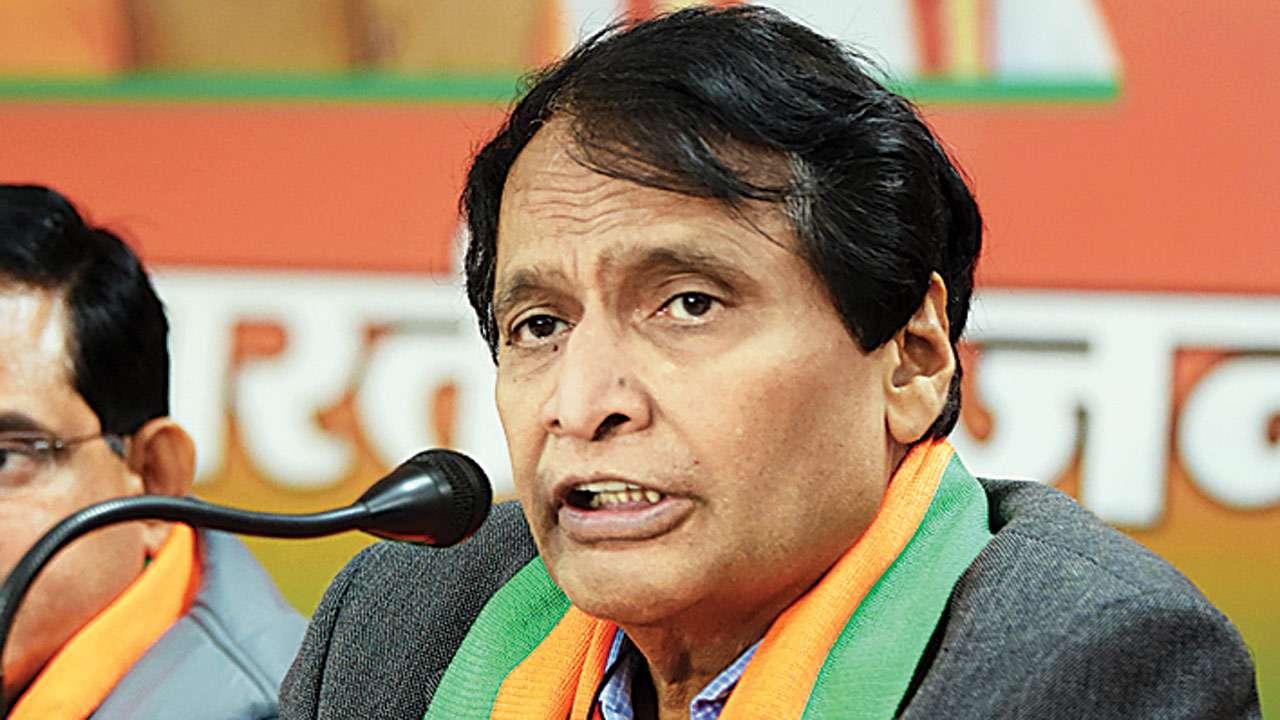 Saudi Arabia's Support for Indian Energy Sector Is Immense: Suresh Prabhu