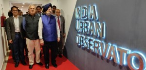 Ministry of Housing & Urban Affairs – Cisco Launched Urban Observatory