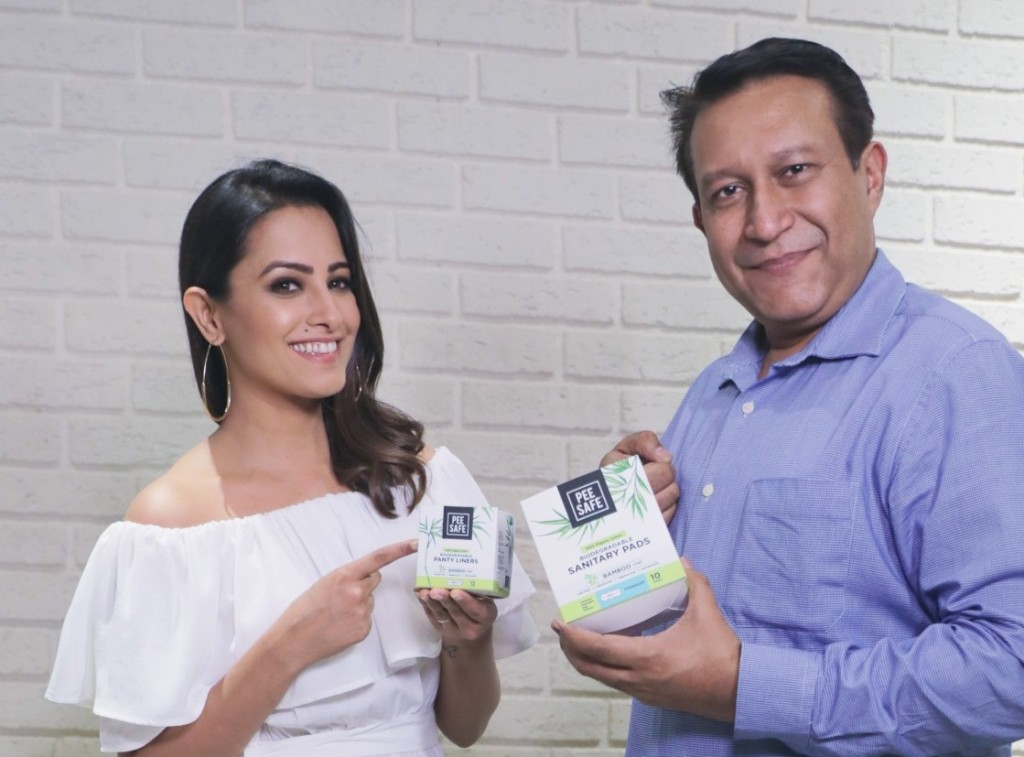Pee Safe Forays into Sanitary Products Segment with 100% Organic Cotton, Biodegradable Sanitary Pads
