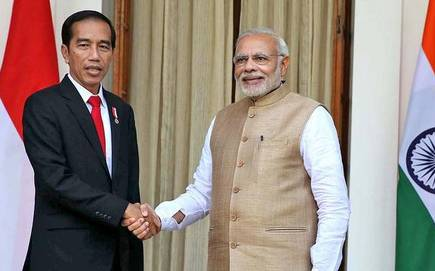 India & Indonesia Sets Trade Target of USD 50 Billion by 2025