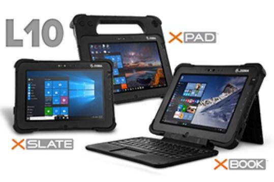Xplore tablets zebra tech