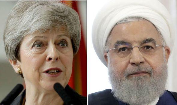 UK Showed Concern over Oil Tanker Seizure, Issued a Warning to Iran