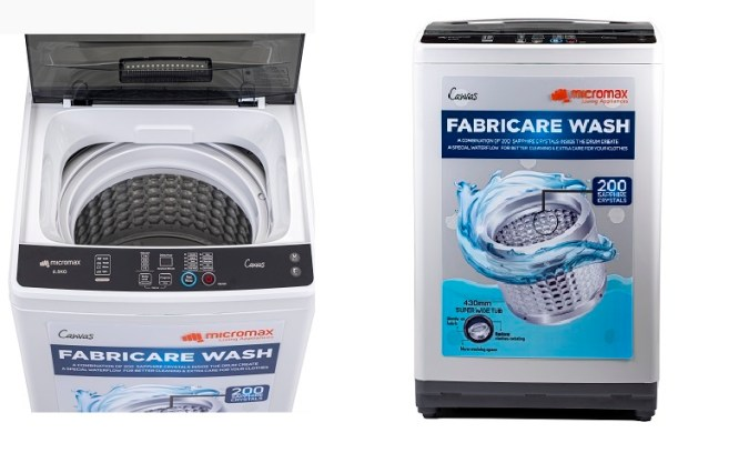 Micromax Fully Automatic Washing Machines