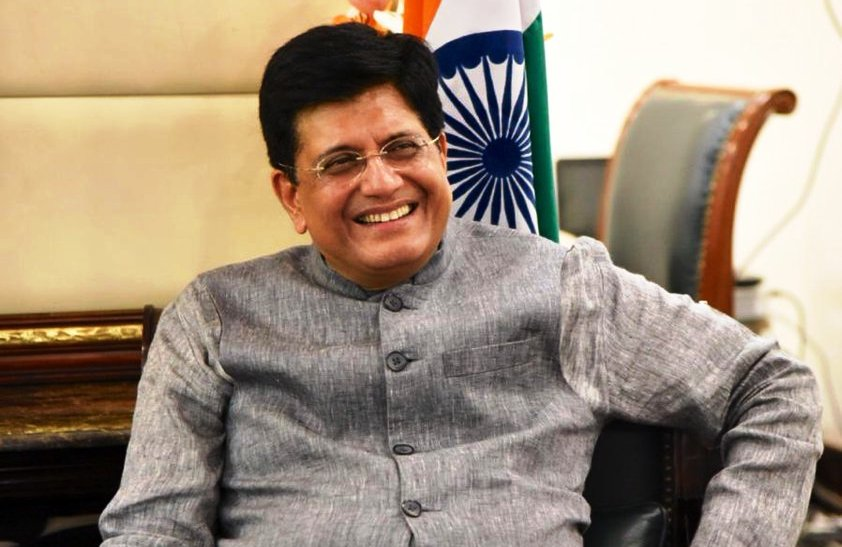 Piyush Goyal Along with Chief Ministers of 4 States and Business Leaders Leaves for Russia