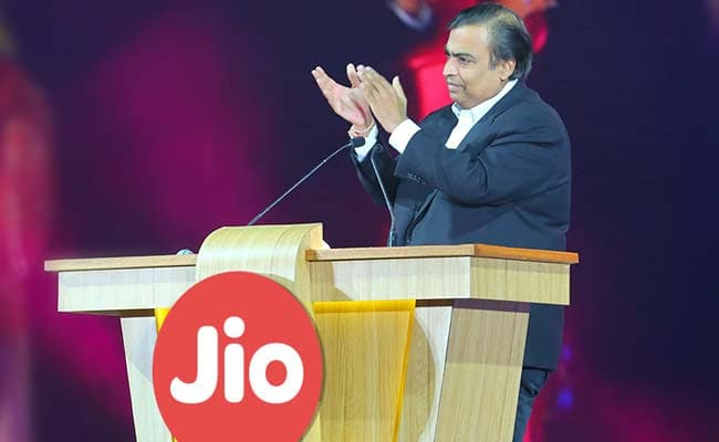Reliance Jio To Start India's First 5G Trials with Top 1000 MB Speeds