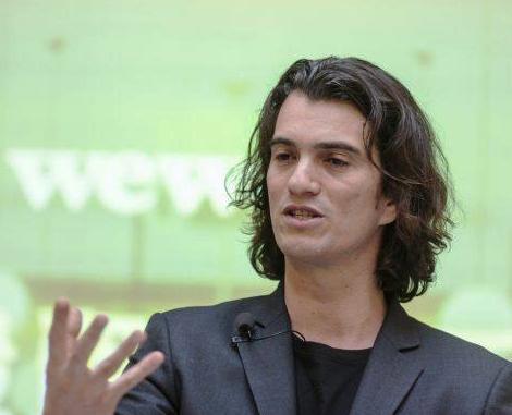 WeWork's Billionaire Founder Adam Neumann Quits