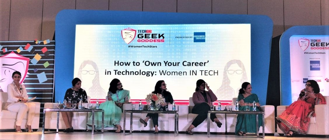 Women Showcase Prowess in New-Age Technologies at TechGig Geek Goddess 2019