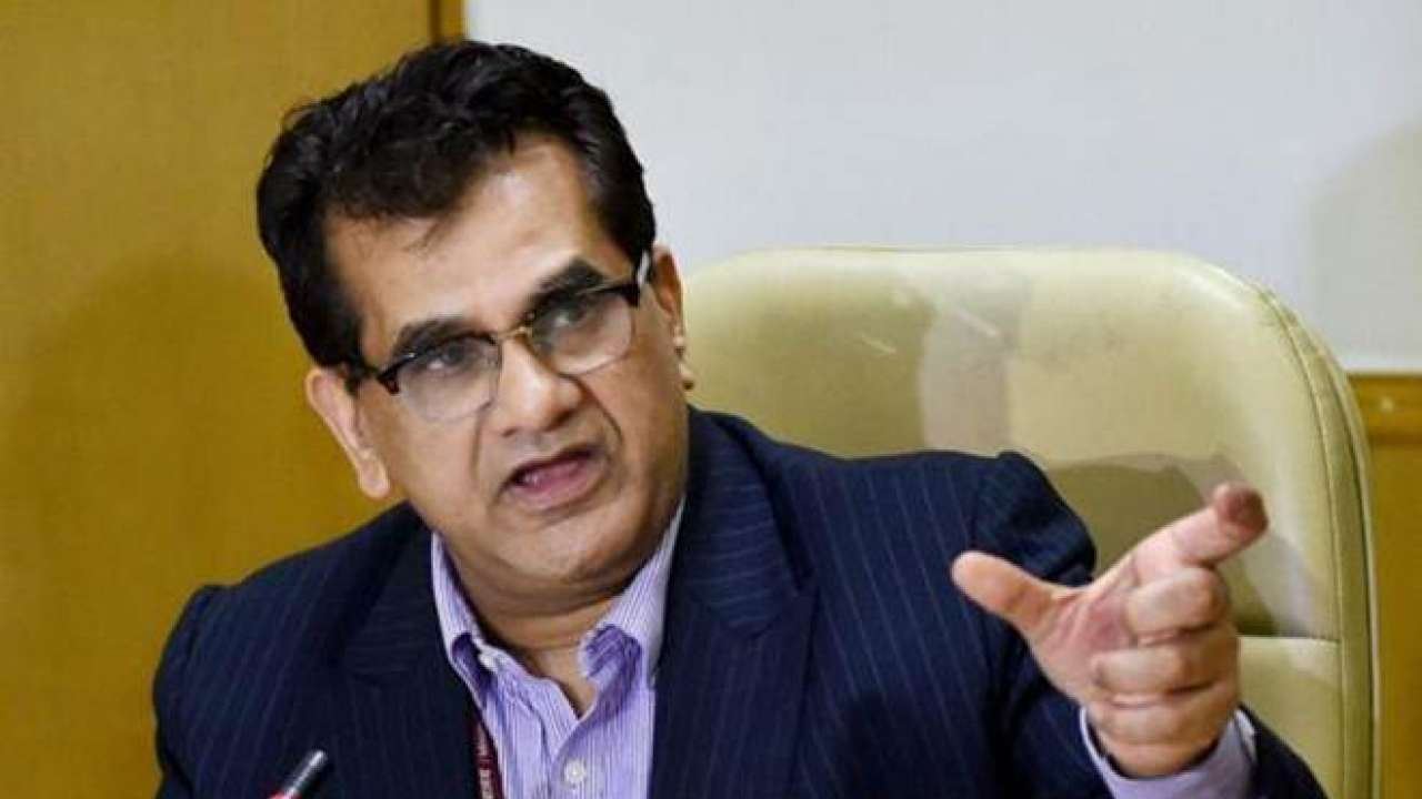 India's Growth Story for the World is Just Started : Amitabh Kant, NITI AAYOG