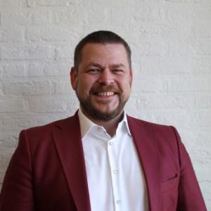 Matthew Van Niekerk, Co-Founder & CEO, SettleMint N.V.