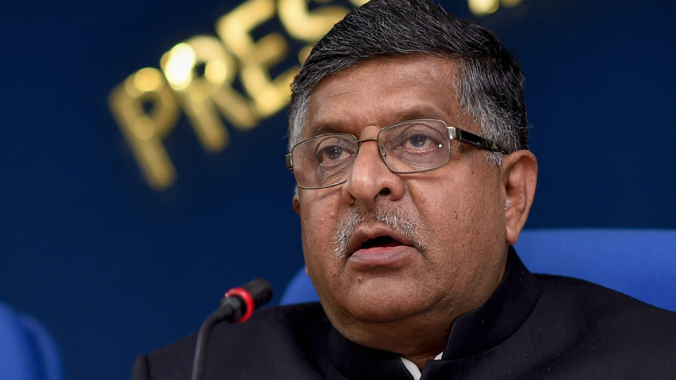 MyGov Has Become Most Active Movement: Ravi Shankar Prasad