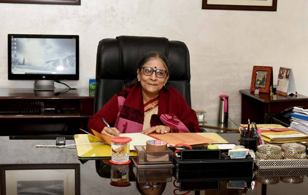 Soma Roy Burman Took Charge as new Controller General of Accounts
