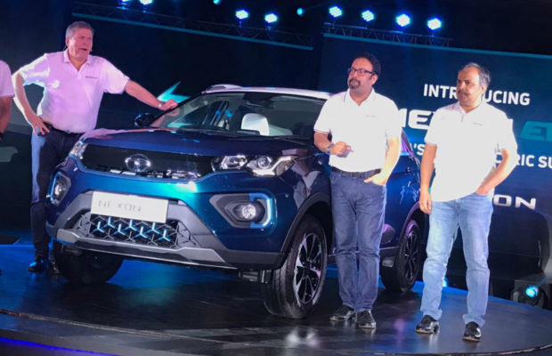 Nexon EV Will Come With 8 Years Warranty from Tata Motors