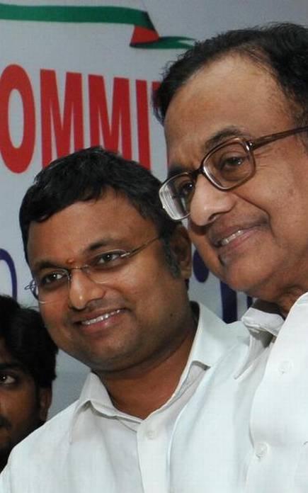 ED Questions Karti Chidambaram Again in INX Media PMLA Case