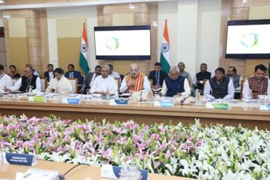Amit Shah Chairs The 24th Meeting Of Eastern Zonal Council At Bhubaneswar