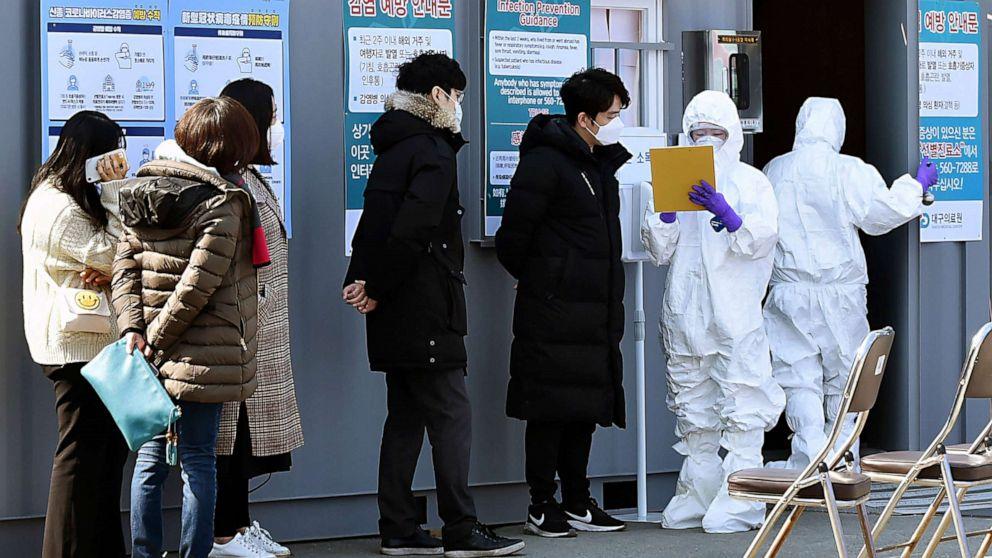 Asian Market Crashes Due To Coronavirus Epidemic Outside China