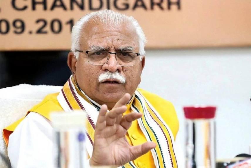 Manohar Lal Khattar To Table Haryana Budget On February 28