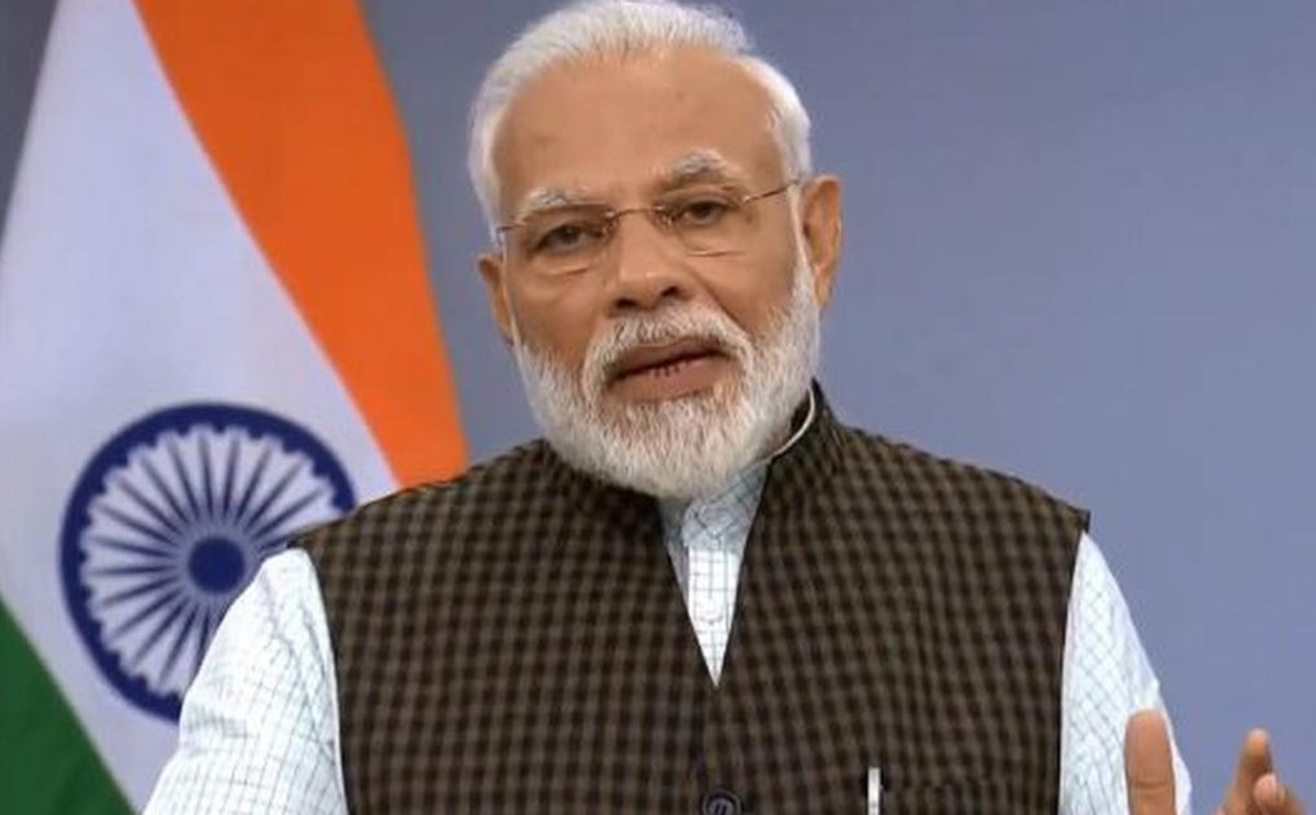 Nationwide Lockdown for 21 Days Announced by PM Narendra Modi