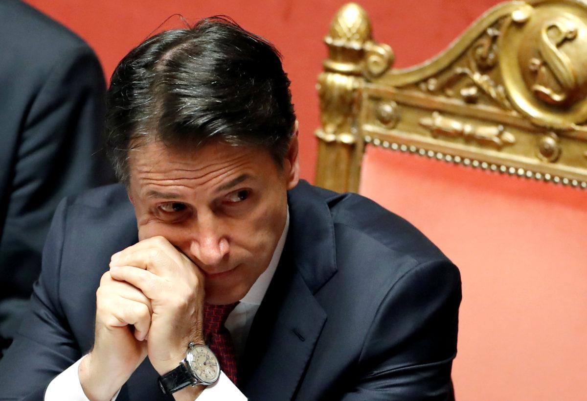 Italy Readies More Economic Stimulus As Its Coronavirus Death Toll Surpasses 12,000