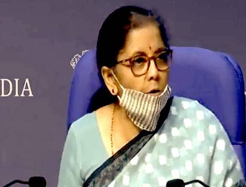 Nirmala Sitharaman Live Press Conference From National Media Centre
