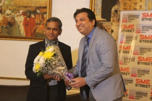Ram Mohan MIshra, Faiz Askari, SMEStreet