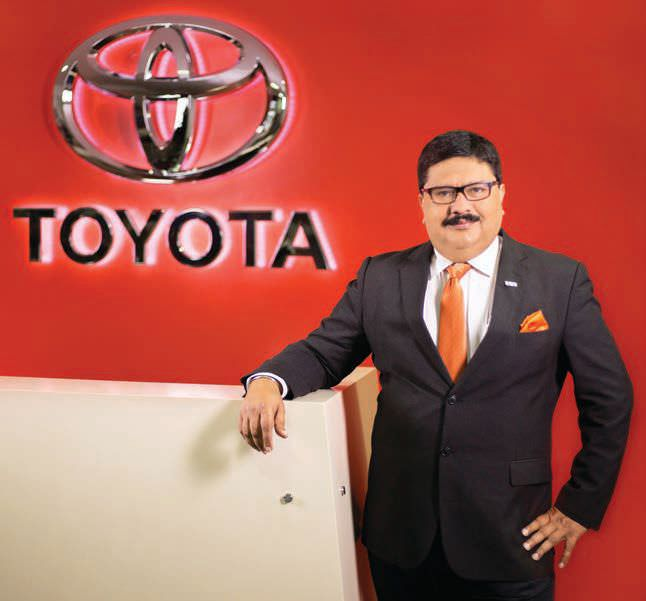 Toyota Sells 12373 Units in October Registering 52% Growth Over September 2020