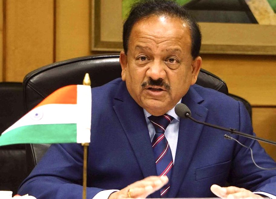 COVID Testing Capacity to Reach to 10 Lakh Tests/Day: Dr. Harsh Vardhan