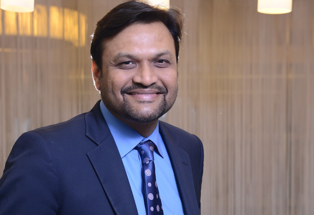 Ketan Patel to Lead HP Greater India