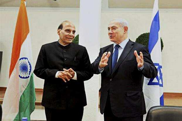 India & Israel Discussed Joint Defence Engagements