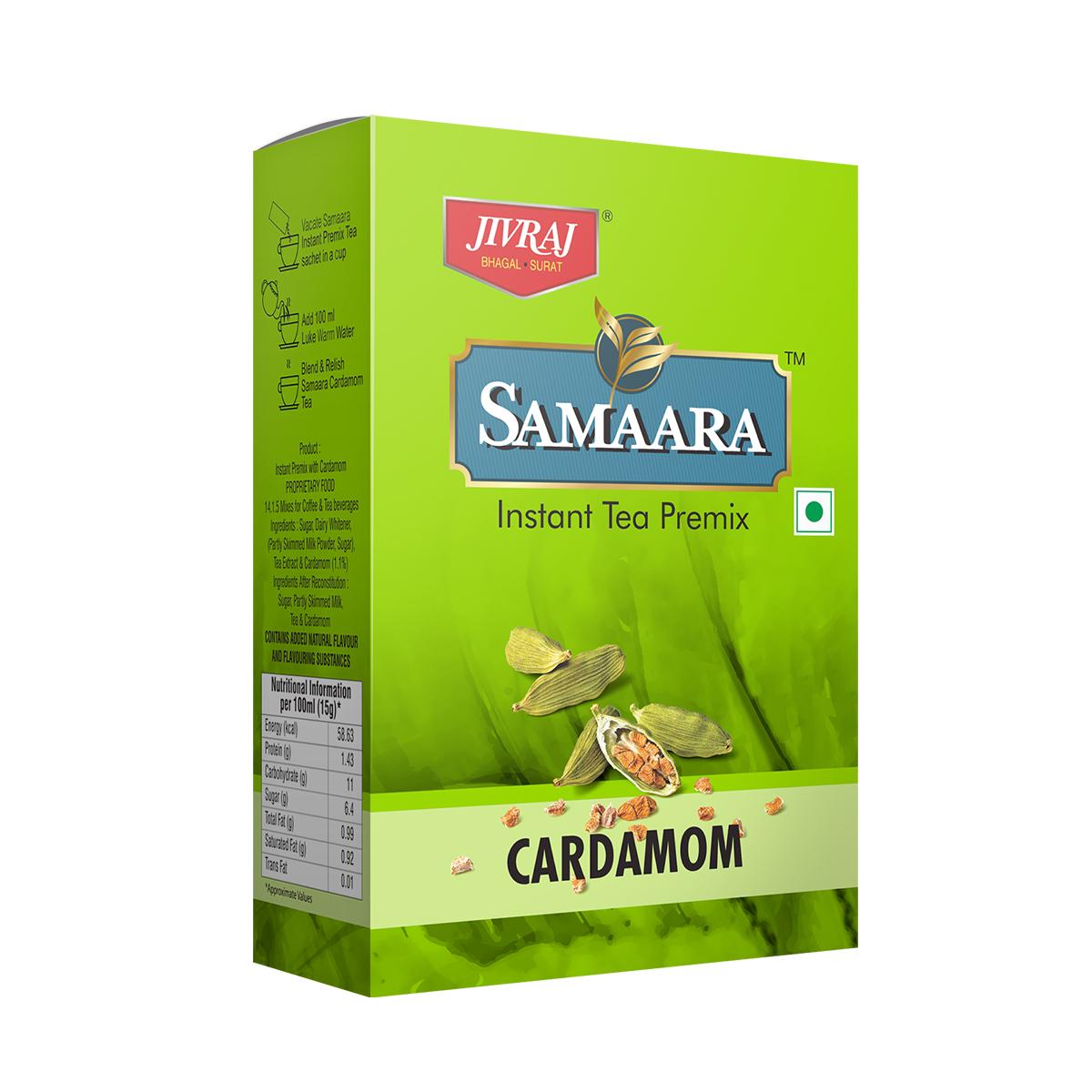 Samaara Tea from Jivraj Family Enters the Domestic Market