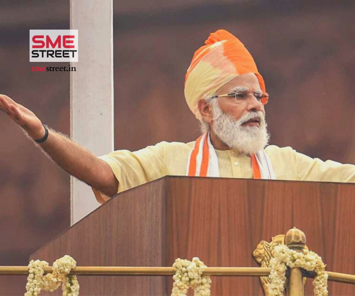 Seven Key Messages from Independence day Speech of PM Modi from Lal Qila