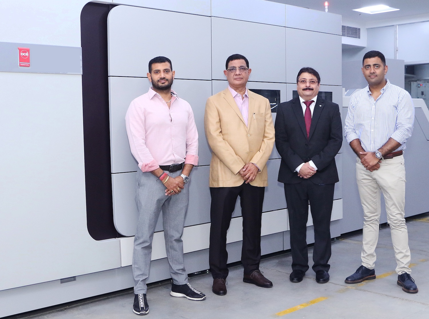 Replika Press Invests in the Future of Inkjet with Canon's VarioPrint i300