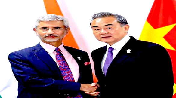 India and China Reach 5-Point Consensus To Resolve Border Tensions