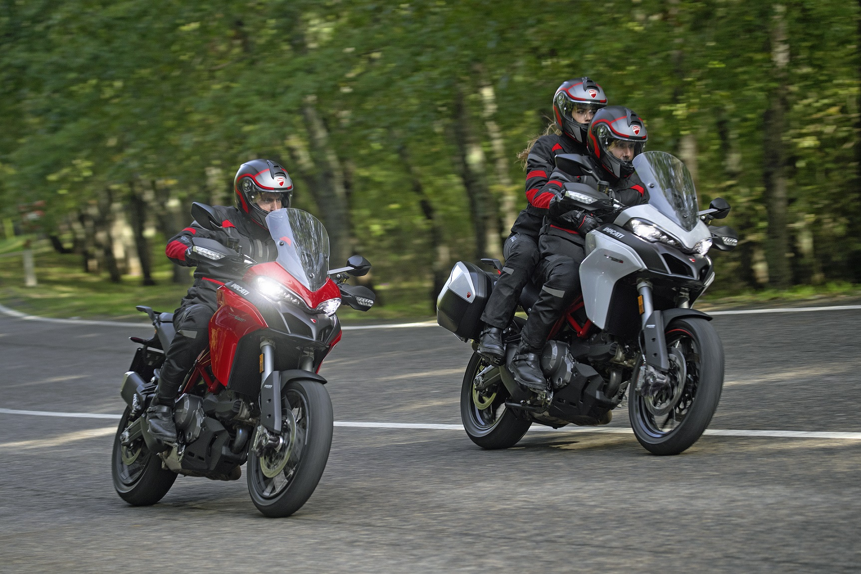 Ducati Launches Its BS6 Multistrada 950 S in India