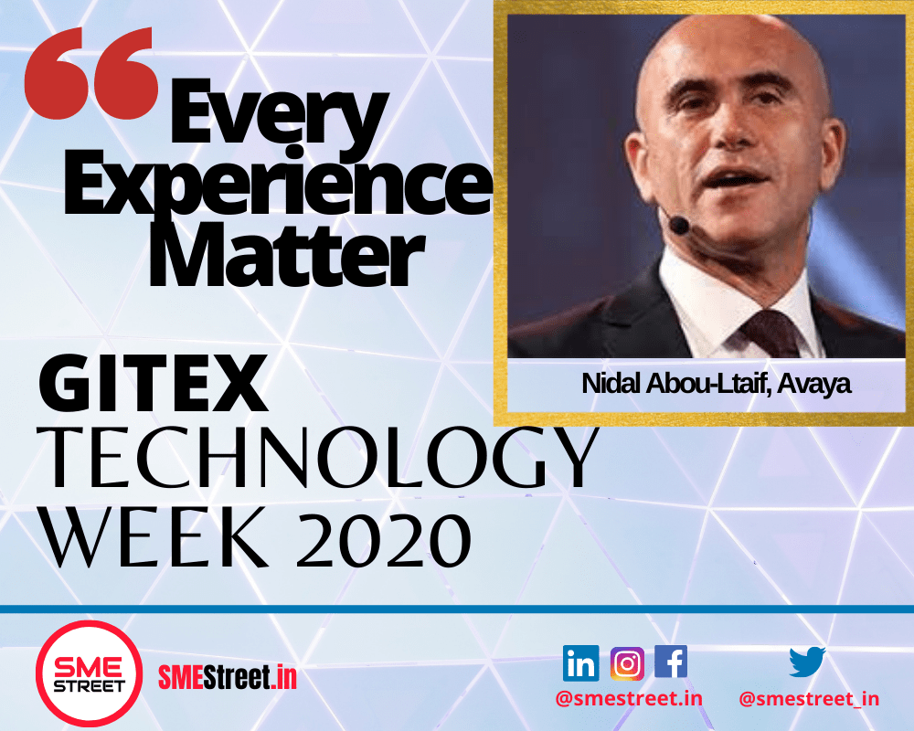 Avaya To Showcase Solutions At GITEX Technology Week 2020 Under theme of 'Every Experience Matters'