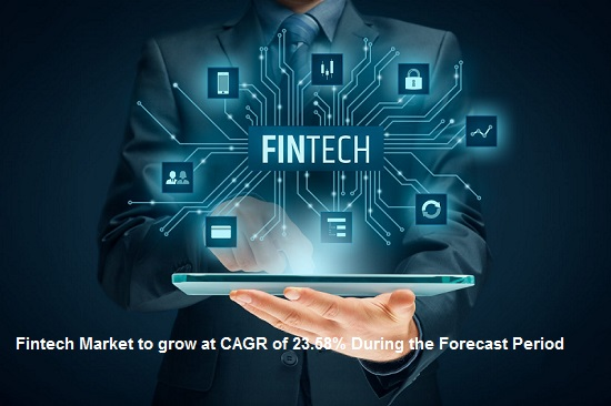 Fintech Market to Grow at CAGR of 23.58% – TechSci Research