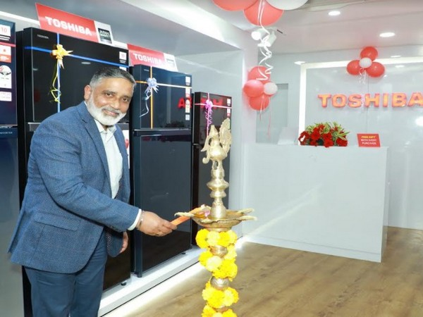 Toshiba Introduces New Home Appliances Centre in India