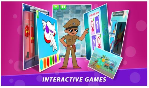 Kids Learning App 'Little Singham' Hits a Million Downloads