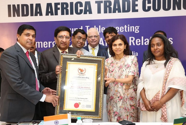 India Africa Trade Council Launched in India