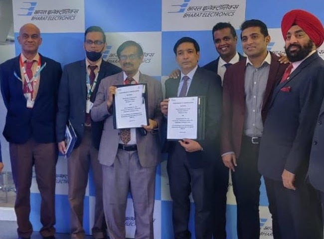 Grene Robotics and Bharat Electronics Limited (BEL) partner to Develop Air Defence Technology for India